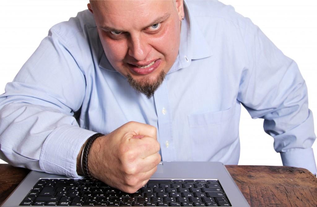 Pounding the Keyboard